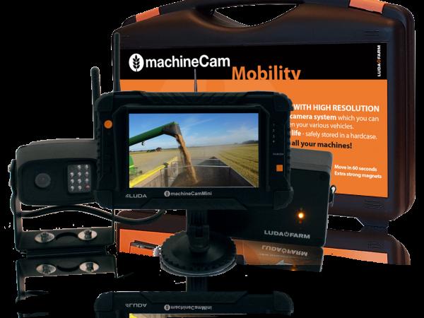 MachineCam Mobility kamerajärjestelmä