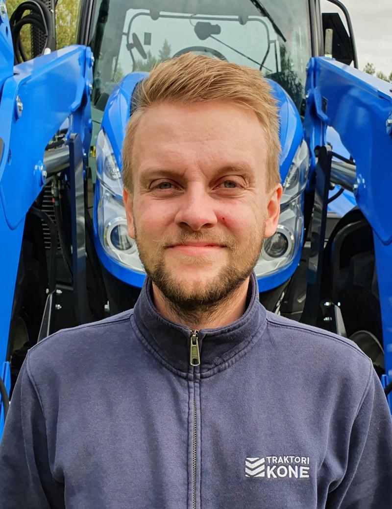 Joel Lindvall